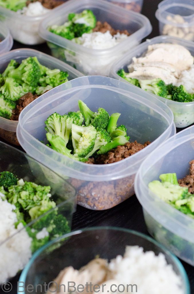 Better Eating For The Best You Update 1 - meal prep foods week 2