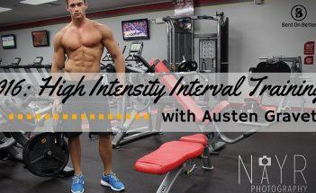 High Intensity Interval Training with Austen Gravett - Gravfitt