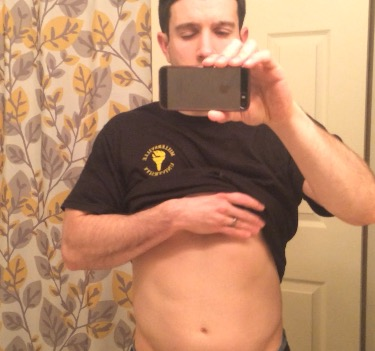 Eight Weeks of Processed Foods - Matt April Bent On Better - Results from Real Food