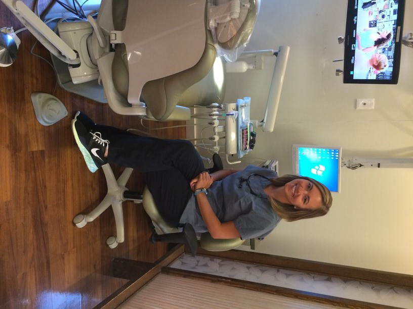 Olivia Hall - Improving Your Dental Health - Bent On Better with Matt April
