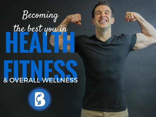 The Brand NEW Bent On Better, becoming the best you in heath, fitness, and overall wellness with Matt April
