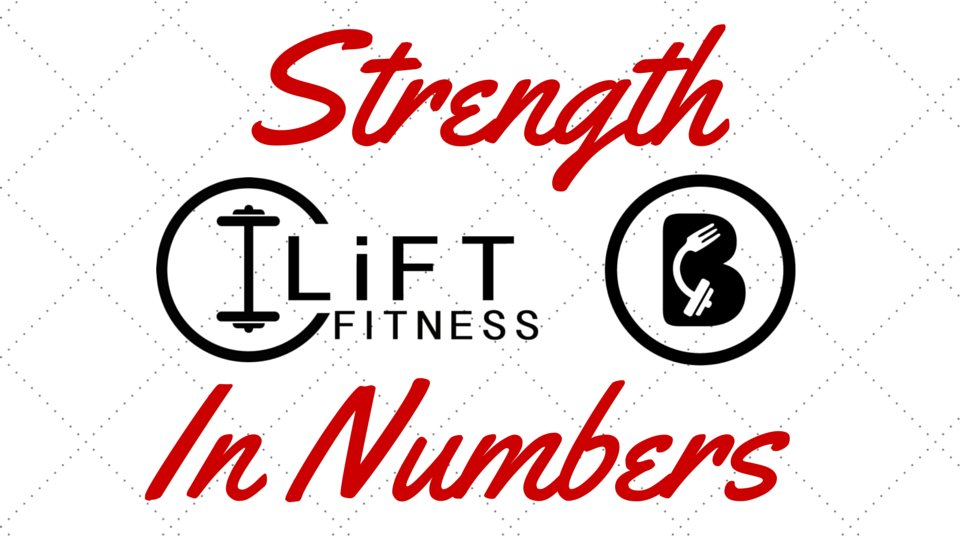 Bent On Better - ILiFT - Strength In Numbers