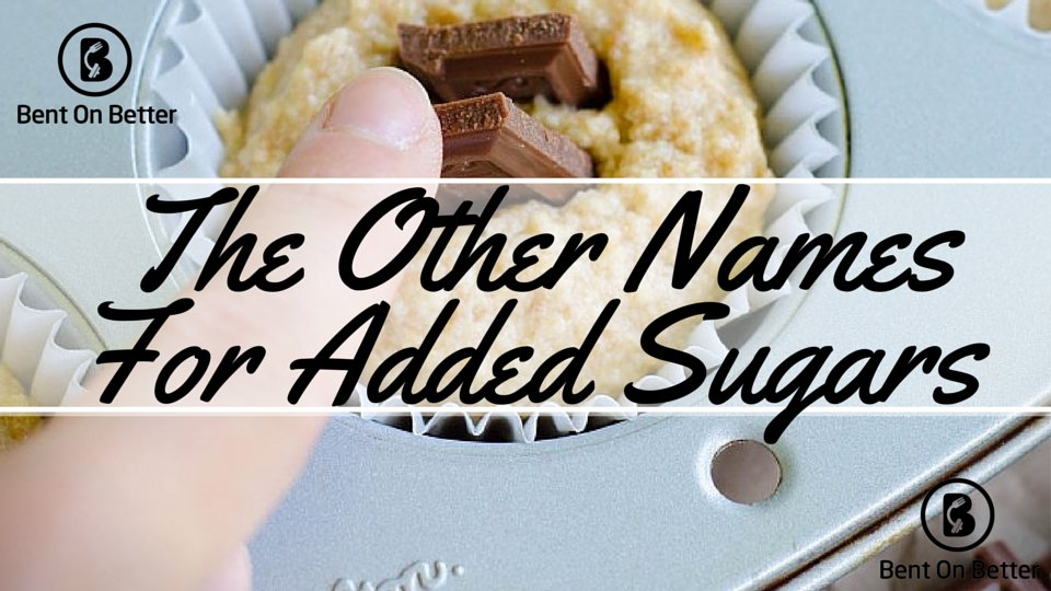 The Other Names For Added Sugars - Bent On Better - Matt April - Photo by Fresh April Flours