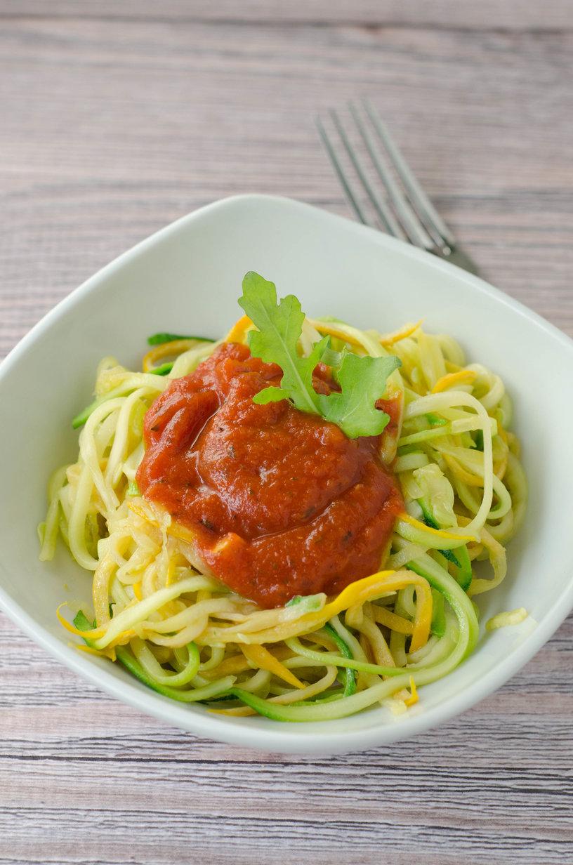 Zoodles Will Change The Way You Eat Veggies - Bent On Better- Matt April