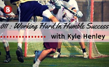 Working Hard In Humble Success with Kyle Henley - The Bent On Better Podcast Episode 011 Matt April
