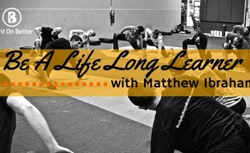 Be A Life Long Learner with Matthew Ibrahim of Mobility 101 - -Bent On Better-cover art
