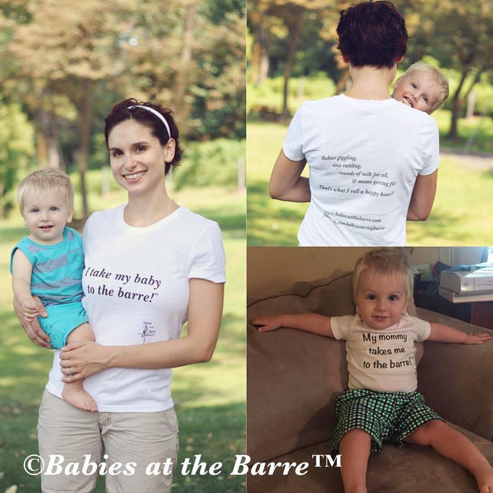 Health Benefits of Barre Exercises - Tori Levine - Babies at the Barre - Bent On Better - Barre