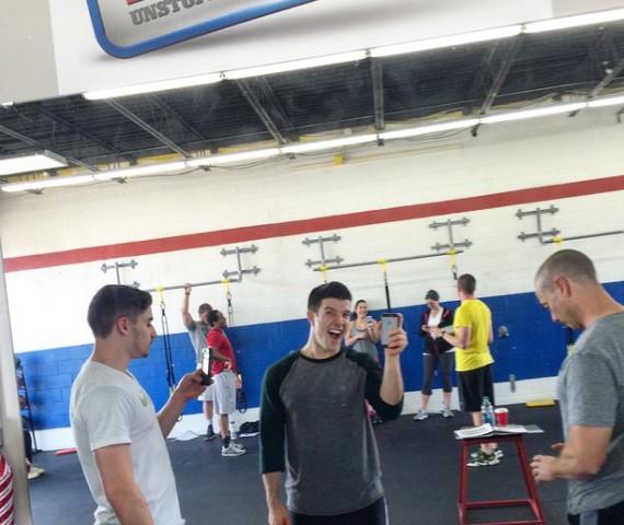 Bent On Better -1- The Benefits of TRX Training - TRX