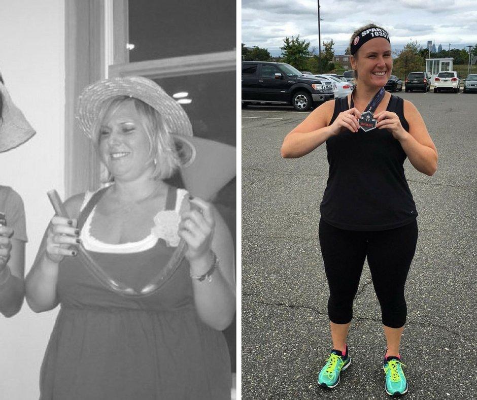 Theresa weight loss