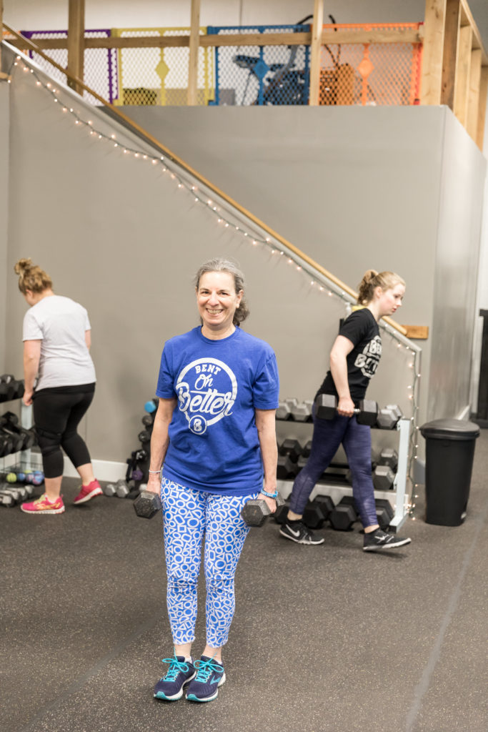 Bent on Better West Chester PA gym personal trainer fitness