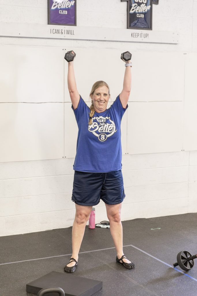 BENT ON BETTER-WORKOUTS FOR LOSING WEIGHT FOR WOMEN- EILEEN