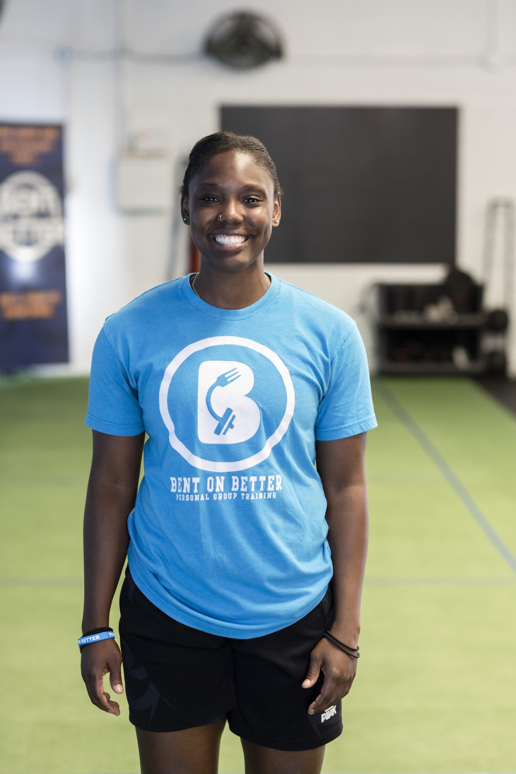 gyms in west chester- Bent On Better - personal trainers- Alysha Womack