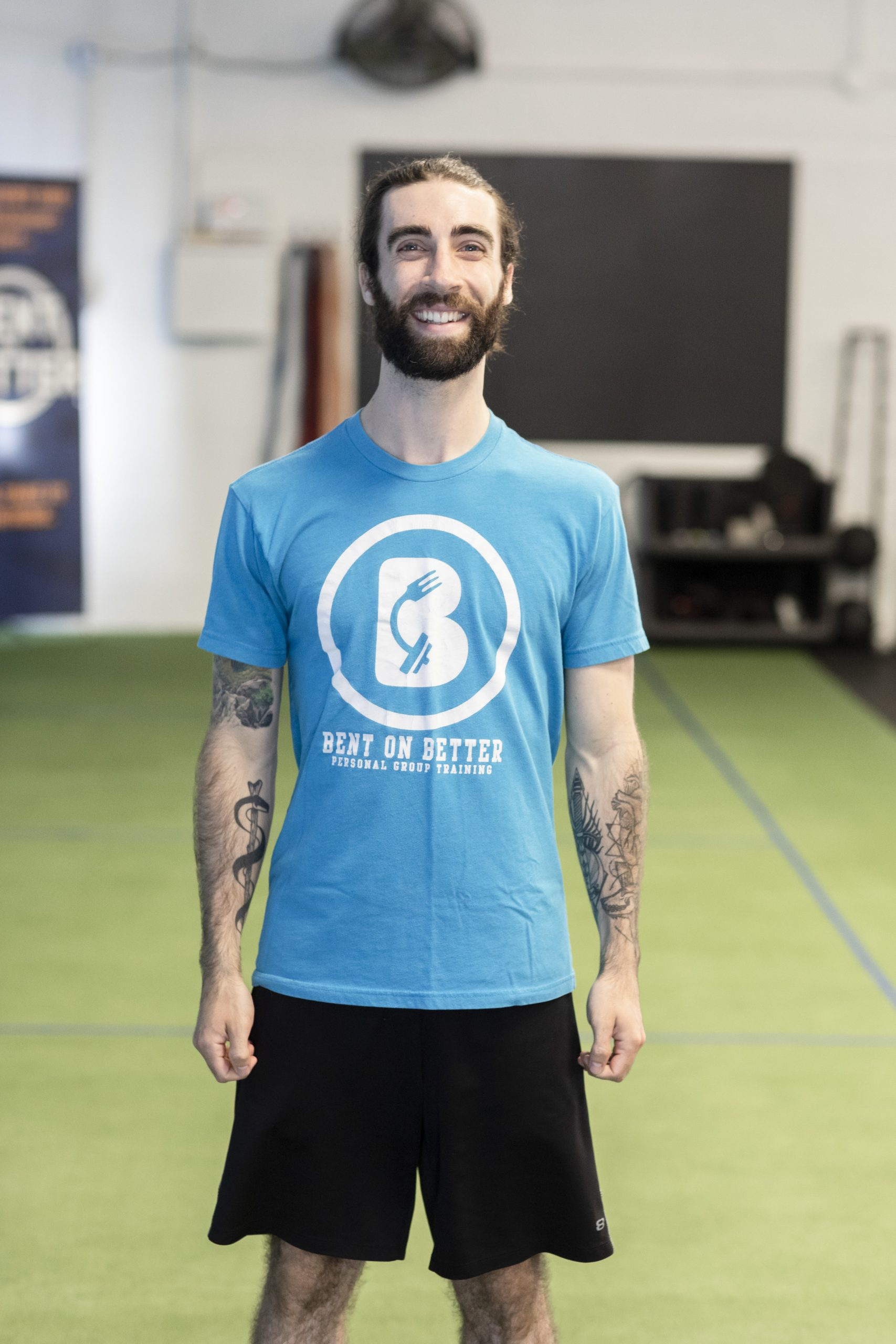 gyms in west chester- Bent On Better - personal trainers- Nick April