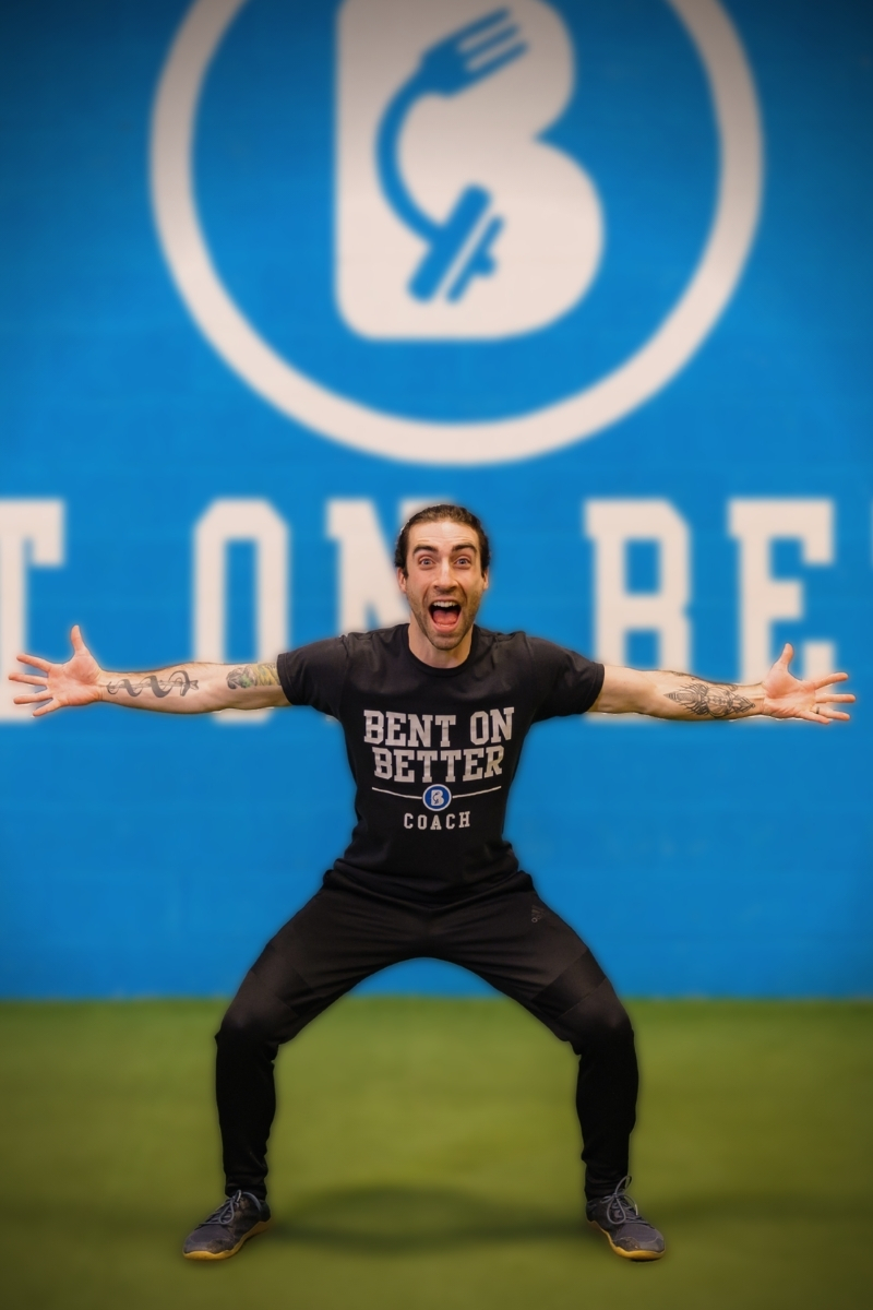 Nick_Bent On Better west chester PA area personal trainer best