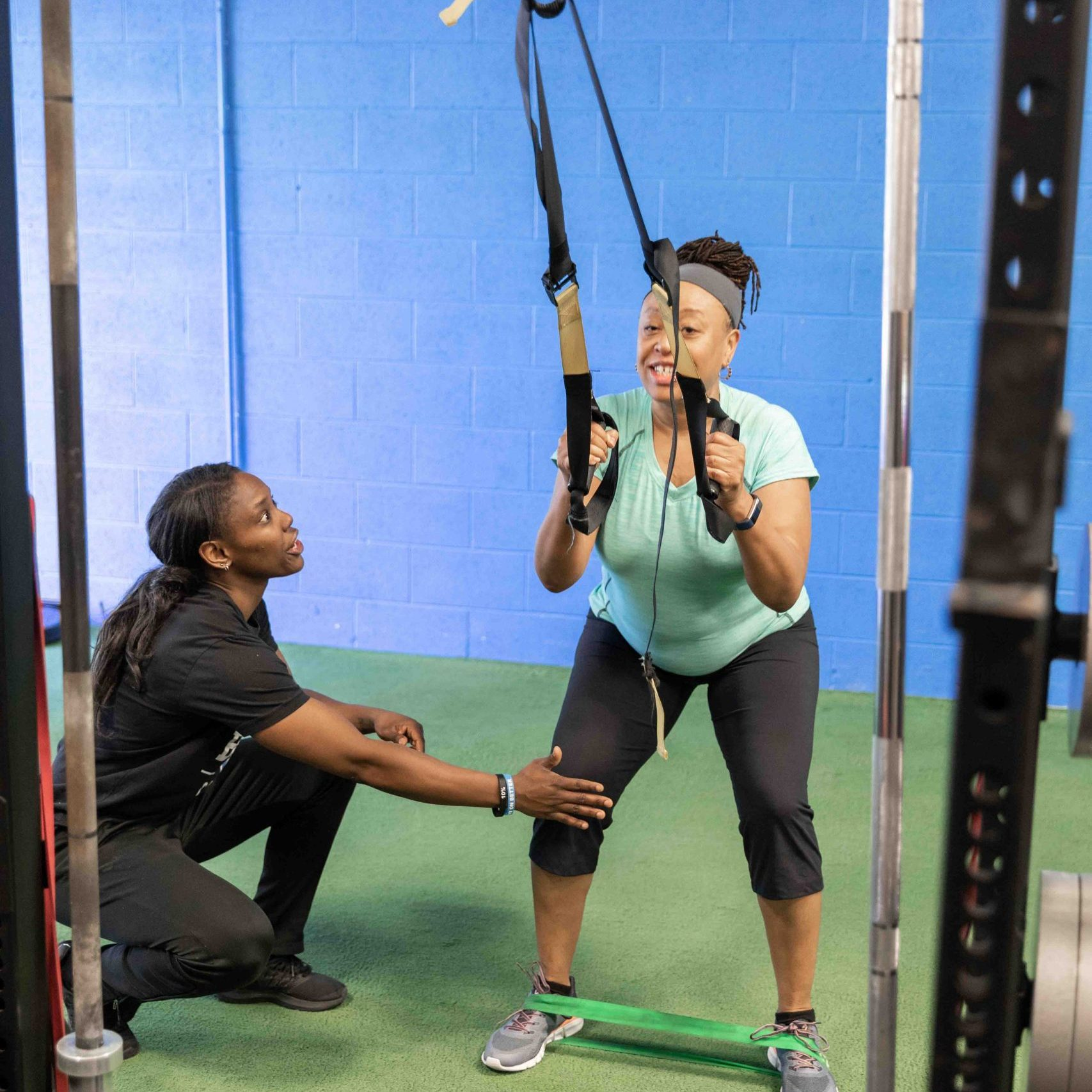 Alysha Bent On Better Personal Training West Chweter PA gym