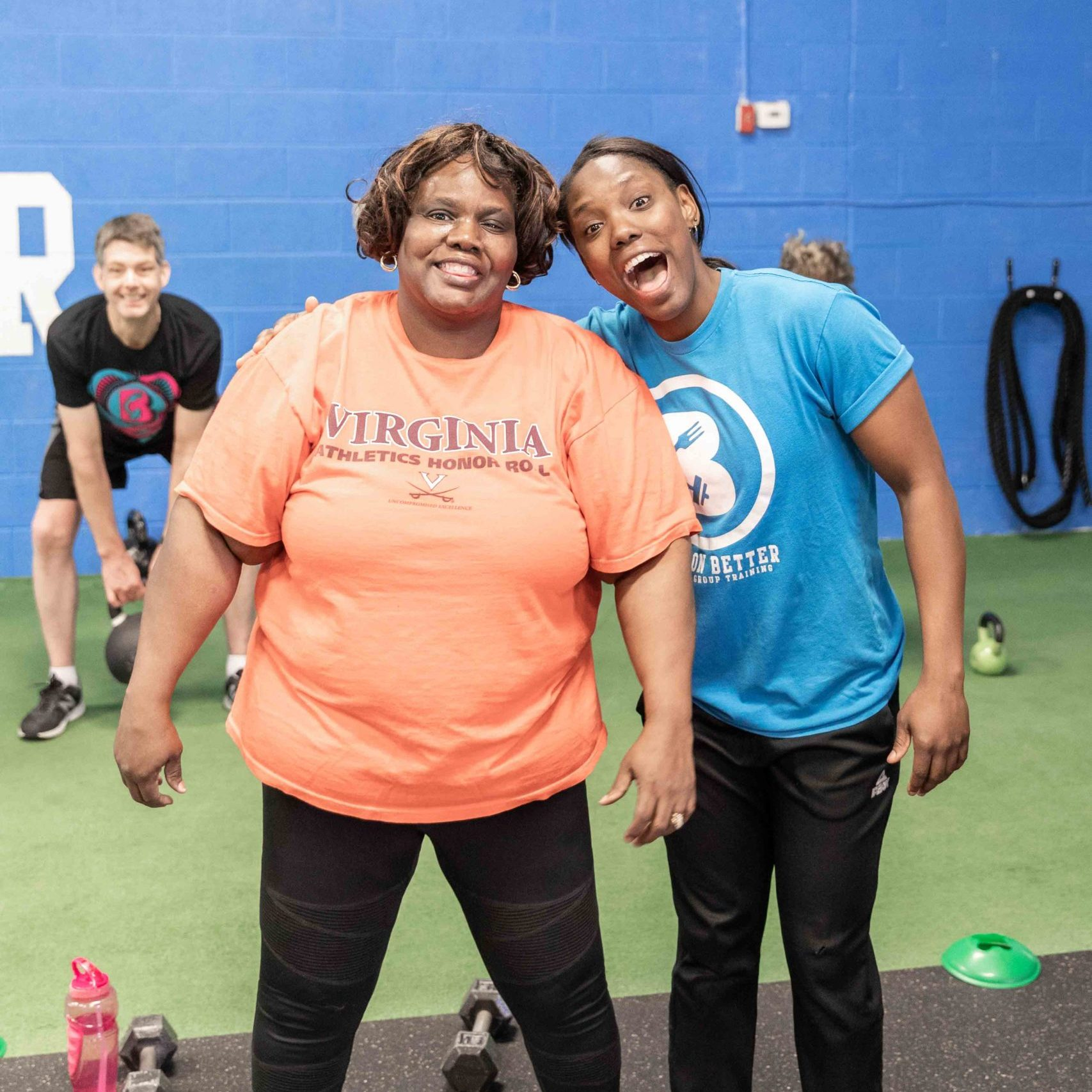 Bent On Better personal training gym west chester pa women black lives matter