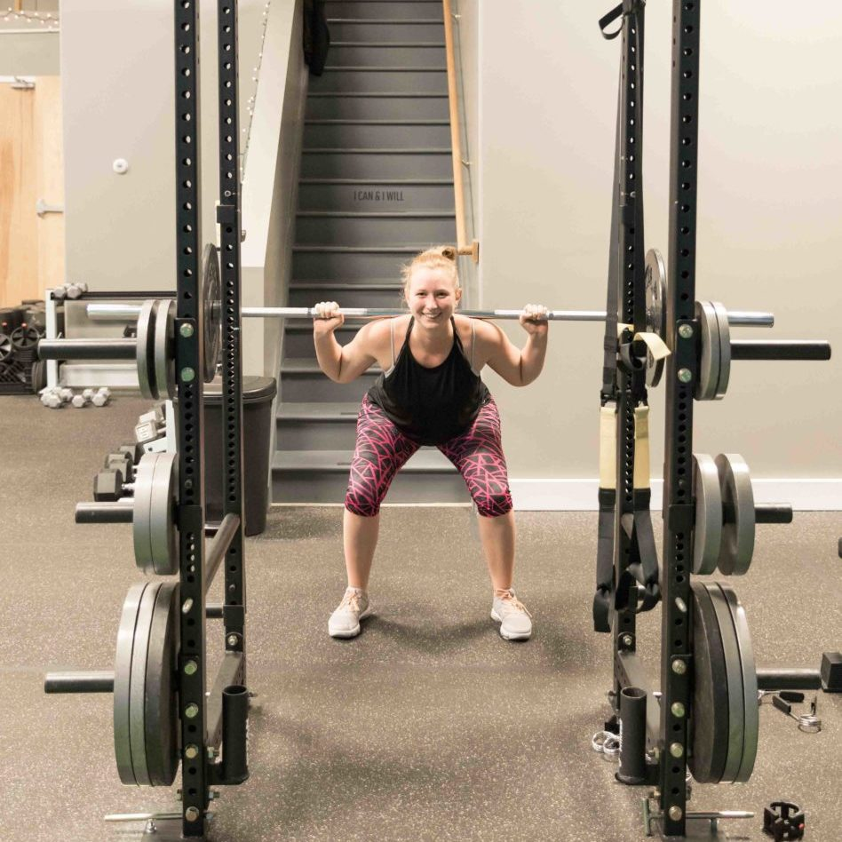Emma_Bent On Better_west chester gym_best gym in west chester personal training