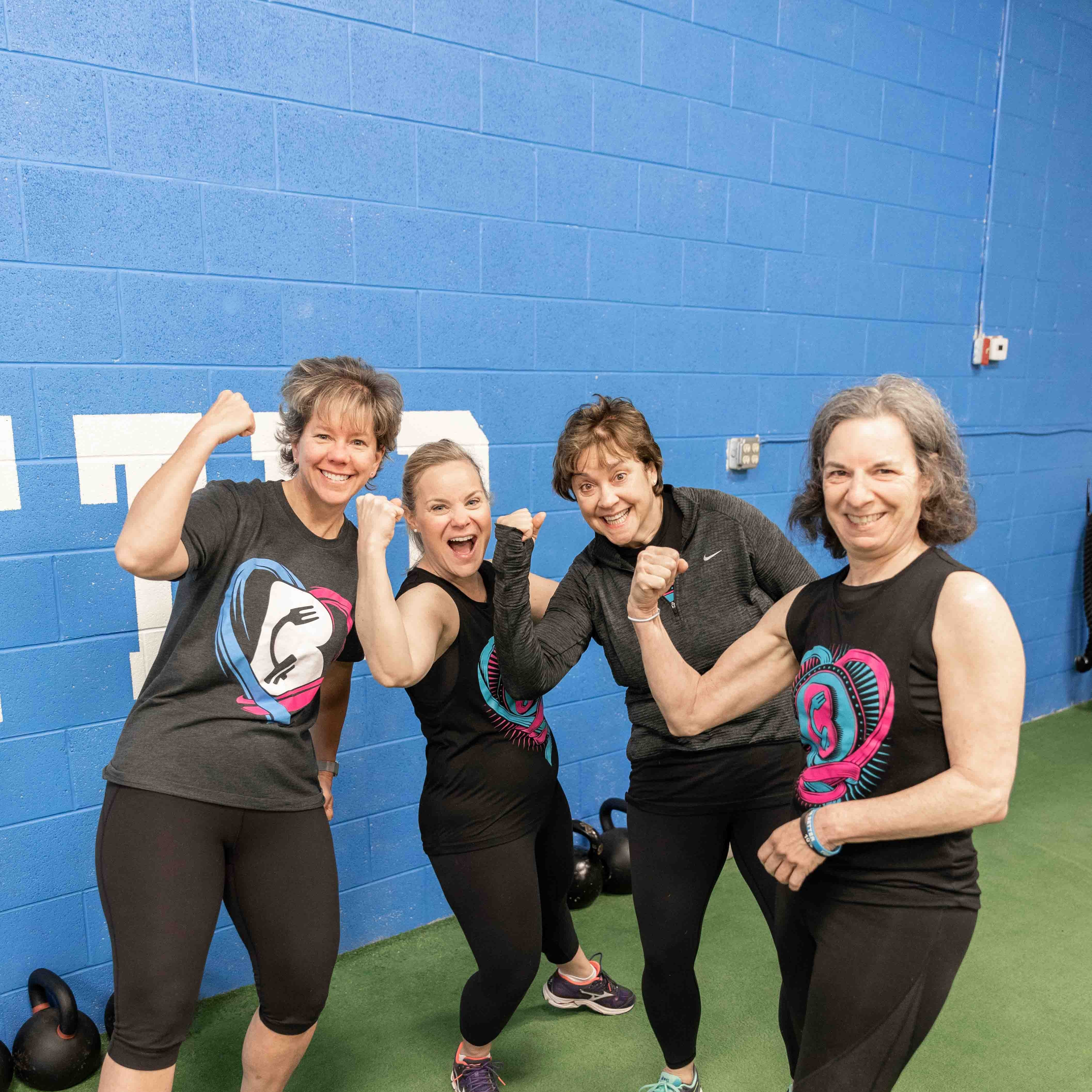 Bent On Better women's workouts in west chester best gym in west chester